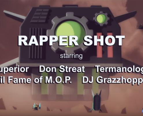 Rapper Shot