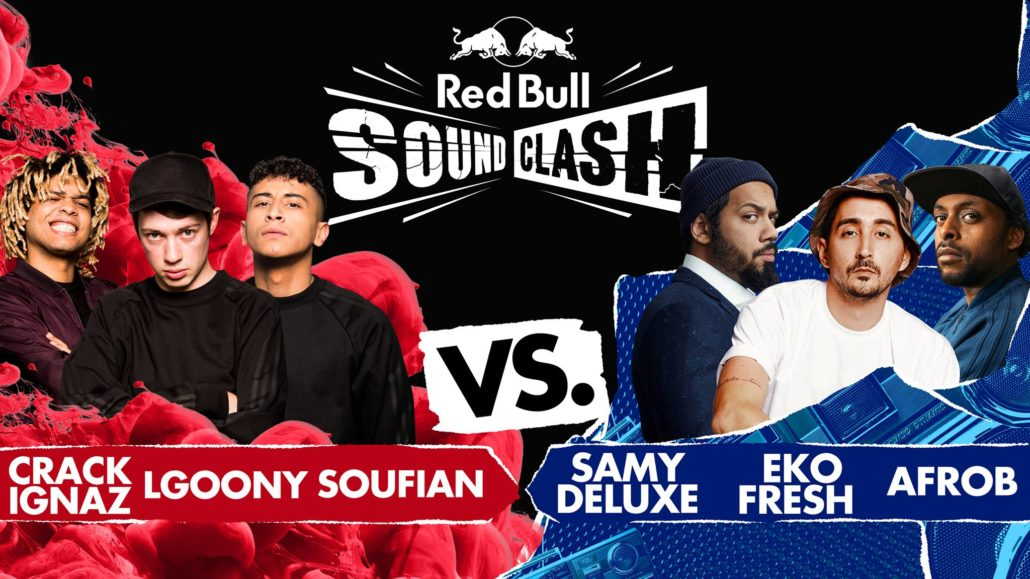 Red Bull Soundclash 2017